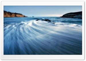 Sea Wave, Long Exposure