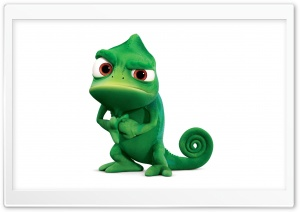 Tangled Disney Pascal
