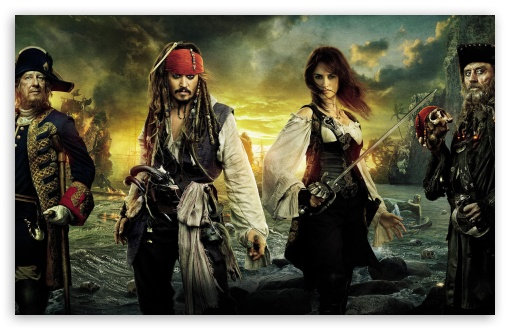 Download Pirates Of The Caribbean On Stranger Tides... UltraHD Wallpaper