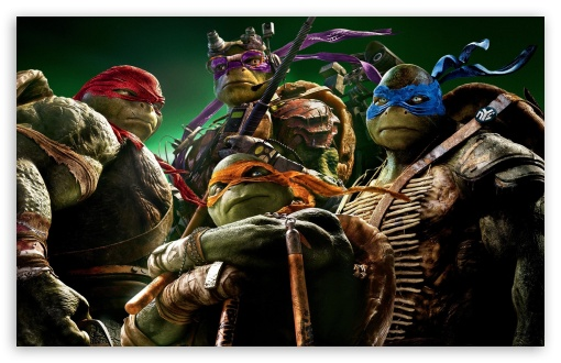 Download Teenage Mutant Ninja Turtles UltraHD Wallpaper