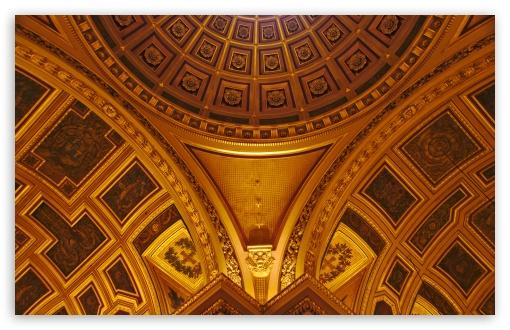 Download Baroque Architecture UltraHD Wallpaper