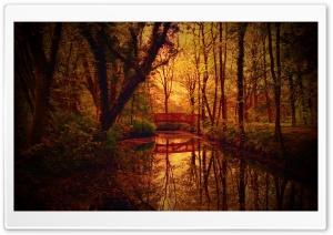 Park Bridge, Autumn