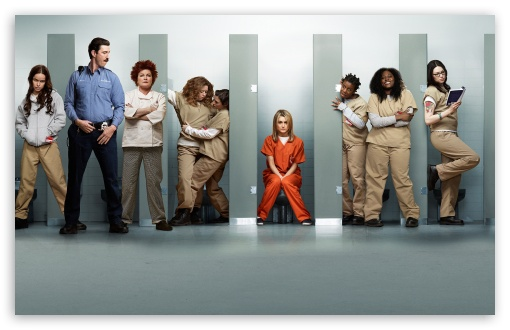 Download Orange Is the New Black Cast UltraHD Wallpaper