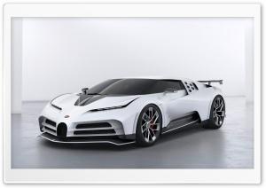 Bugatti Centodieci Supercar
