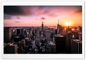 A Breathtaking New York City...