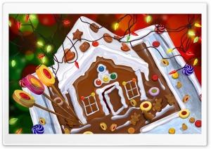 Chocolate House Christmas