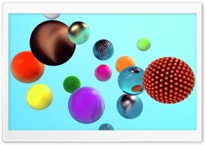 Spheres 3D Design