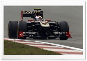 F1 Lotus Car
