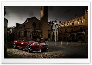 Aston Martin M310 Vanquish