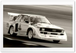 Audi S1 Quattro Rally Car 1
