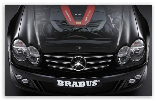 Download 2006 BRABUS SV12 S Biturbo Roadster Mercedes... UltraHD Wallpaper