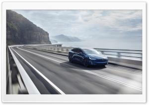 Tesla Electric Car Australia...