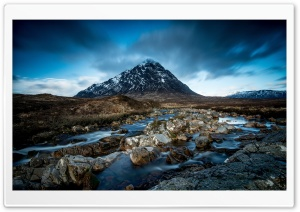 Glen Coe, Highlands of...