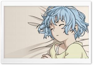 Anime Girl Sleeping
