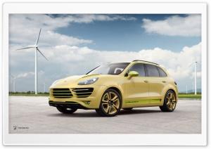 Porsche Cayenne Vantage 2