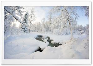 Winter, Alaska