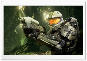 Halo 4 Jungle From Jacob Stamm