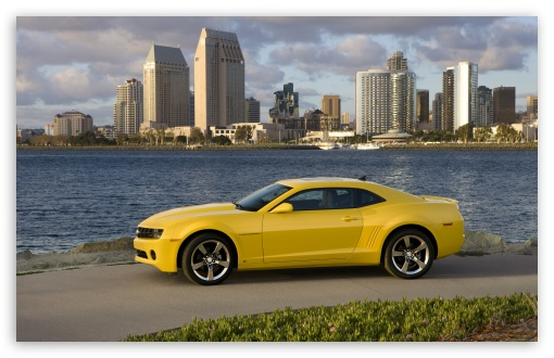 Download 2010 Chevrolet Camaro LT With An RS... UltraHD Wallpaper