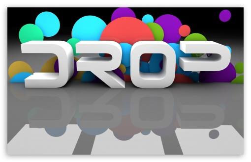 Download Drop UltraHD Wallpaper