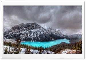 Peyto Lake, Canadian Rockies,...