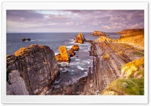 Death Coast, Galicia, Spain