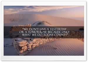 Tony Gaskins Only What We Do...