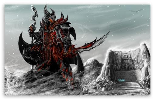 Download The Elder Scrolls V Skyrim Game UltraHD Wallpaper