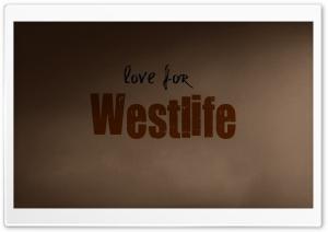 Love For Westlife