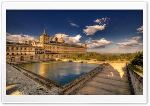 Royal Seat Of San Lorenzo De...