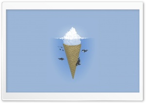 Iceberg Ice Cream
