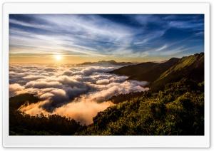 Sea of Clouds, Hehuanshan...