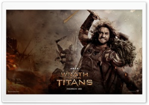Wrath Of The Titans Ares