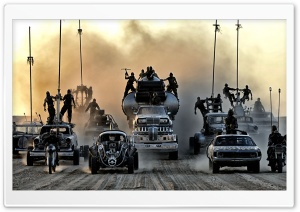 Mad Max Fury Road Vehicles