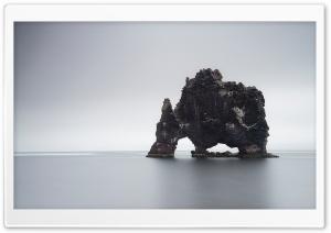 Dragon Rock, Iceland
