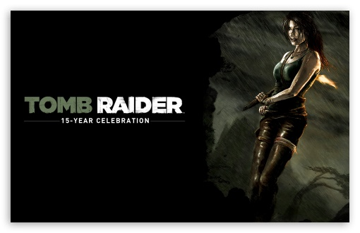 Download Tomb Raider Against The Elements UltraHD Wallpaper