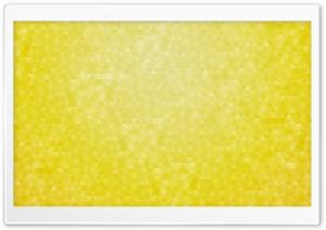 Yellow Geometric Triangles...