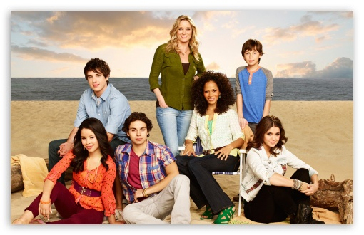 Download The Fosters Cast UltraHD Wallpaper