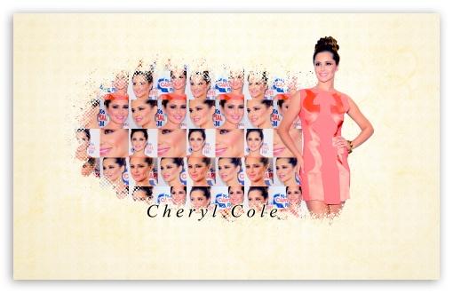 Download Cheryl Cole at Capital FM Summertime Ball 2012 UltraHD Wallpaper
