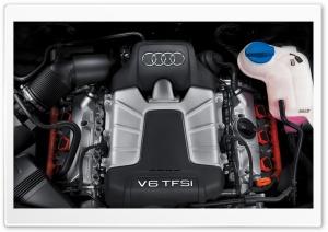 Audi V6 TFSI Engine