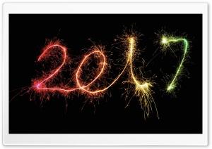 2017 New Year Midnight