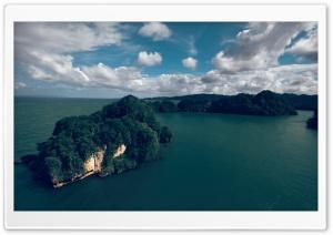 Wooded Island