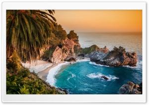 Pacific Ocean, Big Sur,...