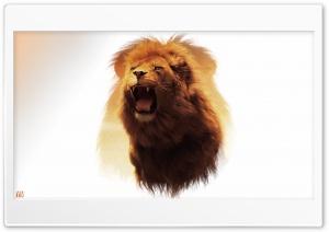 Lion Wallpaper by Yakub Nihat