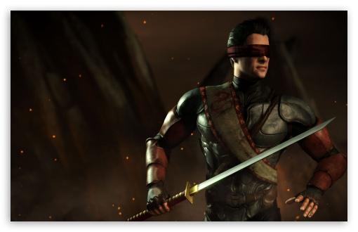 Download Mortal Kombat X Kenshi UltraHD Wallpaper