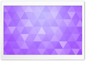 Violet Abstract Geometric...