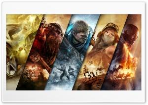 Xbox 2016 - 2017 Games