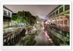 Nanxiang Ancient Town at...