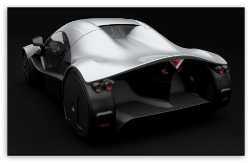 Download 3D Cars 9 UltraHD Wallpaper