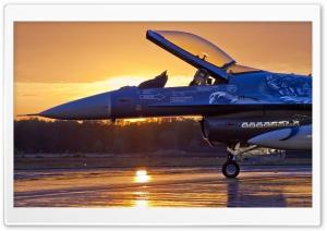 Military Aircraft, Sunrise