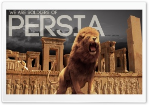 we are soldiers of PERSIA